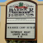 Fairgrounds Sign